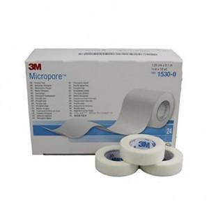 3M Micropore Tape 1.25cm