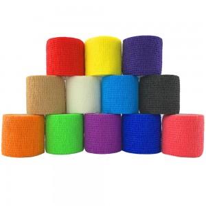 Cohesive Grip Wrap - Mixed Box (5cm x 4.5m)