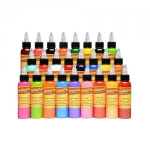 Eternal Ink - Top 25 Colour Set - 1oz