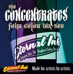 Eternal Ink Concentrates Set 1oz