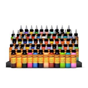 Eternal Ink 1oz/30ml Gold Set 60 Colours
