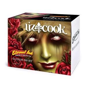 Eternal Ink Liz Cook 12 Bottle Set - 1oz