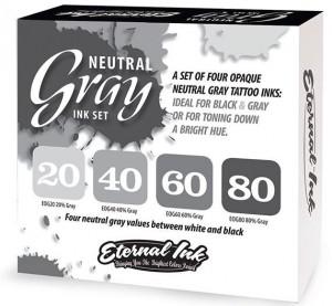 Eternal Ink Neutral Gray Set