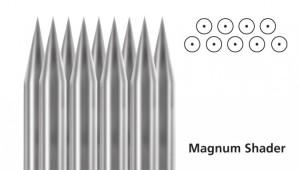 Magnum Shader Size