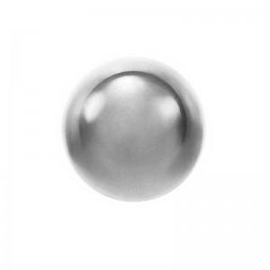 Studex System 75 Sterile Earrings Plain Stainless 4mm Ball -  (Pair)