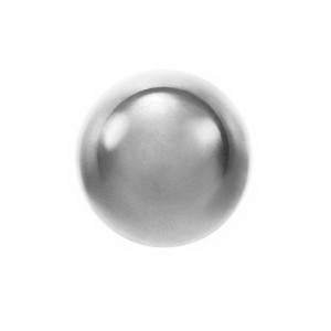 Studex System 75 Sterile Earrings Plain Stainless 3mm Ball -  (Pair)