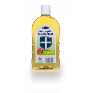 Dr Johnsons Surface Disinfectant 500ml