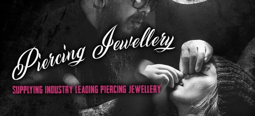 Body Piercing Jewellery Supplier
