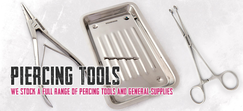 Body Piercing Tools