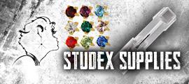Buy Studex Piercing Supplies Online in the UK & Worldwide